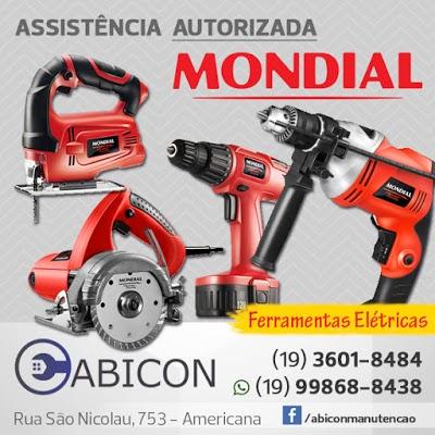 cc16f787b ABICON ASSISTÊNCIA TÉCNICA em Americana - SP   Assistencias.net.br