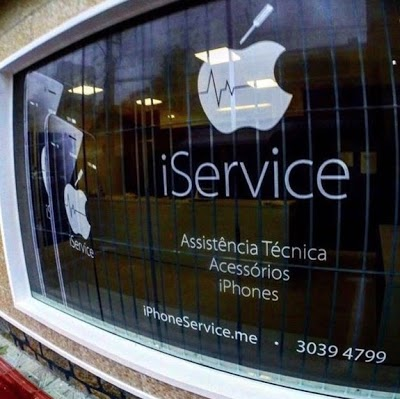iService - Assistência Técnica Apple. Conserto de iPhone, iPad e MacBook