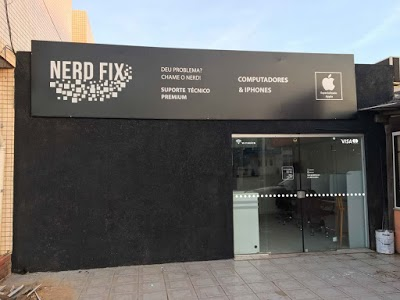 Nerd Fix - Conserto de iPhones, Macbooks e Computadores